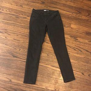 Skinny 2 petite black jeans